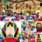 Birthday Balloon Decoration Ideas
