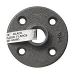 Floor Flange for Balloon Column Base