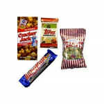 Baseball Party Snack Pack