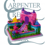 Disney Princess Cake Topper Toy