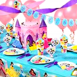 Disney Princess Party Supply Kit