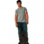 Jacob New Moon Cutout