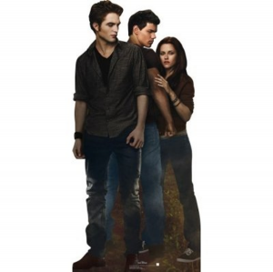 New Moon Life Size Cutouts