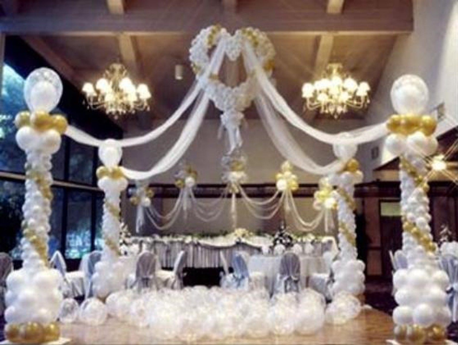 Learn balloon decorating balloon decoration ideas for Balloon decoration courses