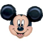 Mickey Mouse Mylar Balloon Decoration