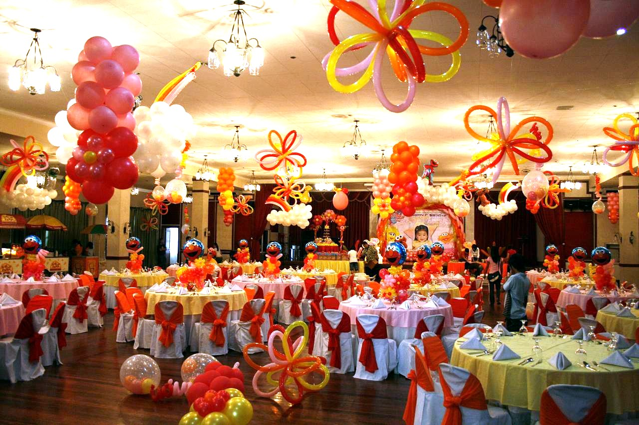 sesame street party supplies and ideas balloon