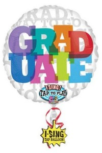 Graduation Party Balloon
