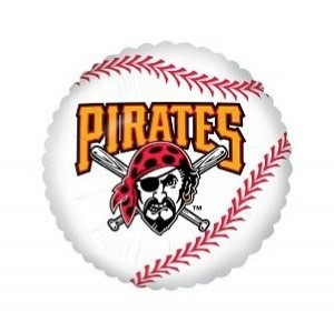 Pittsburgh Pirates Balloon 10 Pack