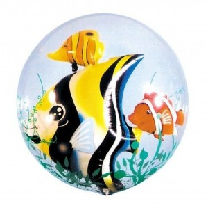 Tropical Fish Bubble Balloon