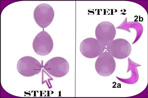 Balloon Quad Instructions