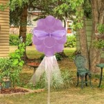 Outdoor Birthday Party Balloon Decoration