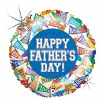 Fathers Day Balloon Mylar 1 Dad
