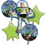 Toy Story 3 Balloon Bouquet