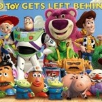 Toy Story 3 No Toy Gets Left Behind Poster