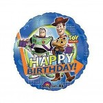 Toy Story Buzz and Woody Mylar Balloon